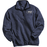 EMAP Accredited Navy 1/4 Zip Fleece - Men