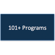 101 and Over Continuous Years Program Subscriptions