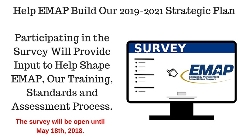 Help EMAP Build Our 2019 2021 Strategic Plan