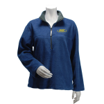 EMAP Navy Accredited 1/4 Zip Fleece - Ladies