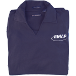 EMAP Ladies Navy Polo